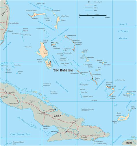 where is the bahamas on the world map detailed map of nassau bahamas pictures to pin on