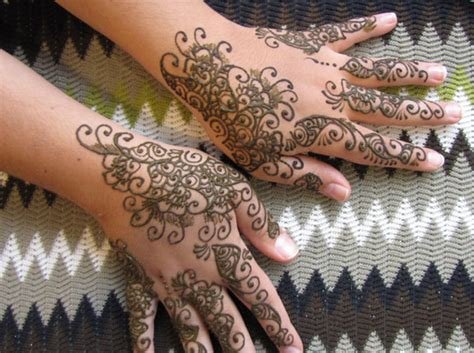how to get off henna tattoos how to make henna and get inspired for unique