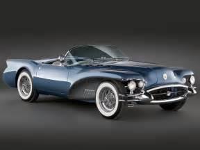 Buick Wildcat Ii Buick Wildcat Ii 1954 Concept Cars