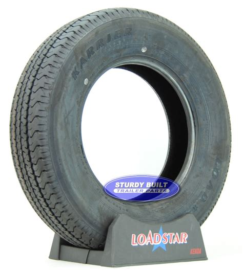 how long to boat trailer tires last st205 75r15 trailer tire radial by loadstar lrc 1820lb