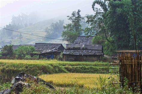 images farm hut village asia sapa vietnam