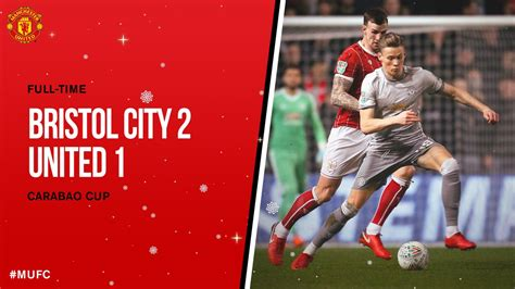 DOWNLOAD VIDEO : Bristol City 2 vs 1 Manchester United
