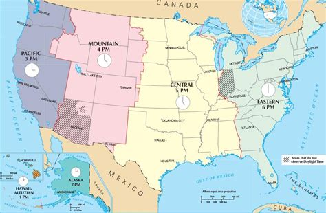 map of usa showing states and timezones maps united states map time zones
