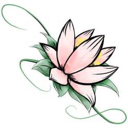 Lotus Leaf Meaning Best 25 Flower Drawing Ideas On How To