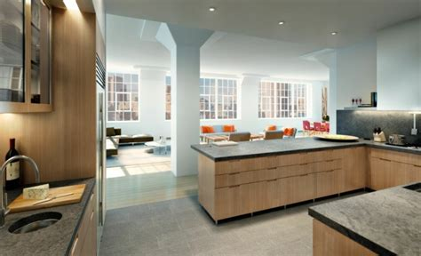 Open Kitchen Bar Design Id 233 E De Cuisine Ouverte Pour Un Int 233 Rieur Convivial