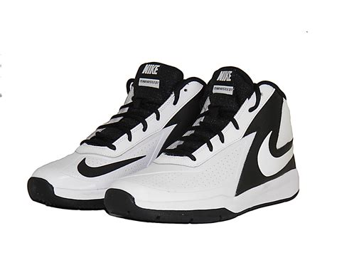 team nike basketball shoes nike team hustle d 7 gs shoes 747998 101 basketball
