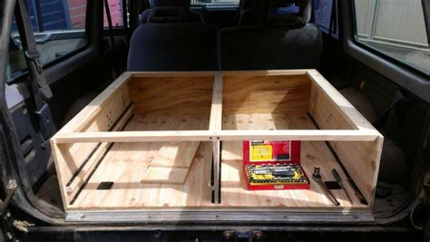 drawer shelf system 4x4earth