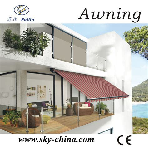 Cost Of An Awning by Door Entrance Awning Tubular Motors From Blue Sky
