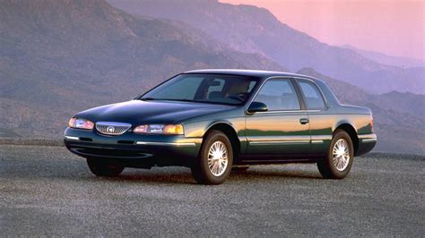 how cars engines work 1989 mercury cougar lane departure warning classic ads 1994 mercury cougar