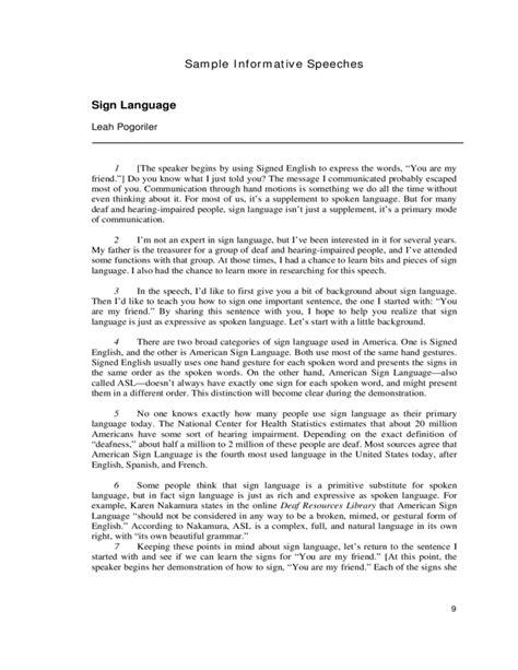 speech thesis exles college essays college application essays informative