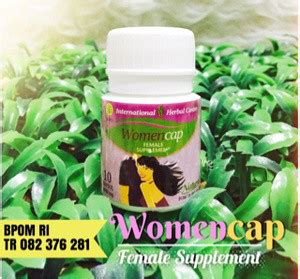 Womencap Supplement Bpom Original Menjaga Kesehatan Miss V womencap bpom supplement richelle shop