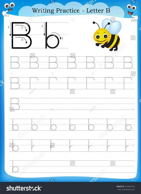kindergarten free writing worksheets for kindergarten kids activity