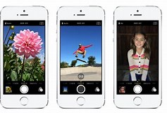 Image result for iphone 5s camera specs. Size: 237 x 160. Source: gadgets.ndtv.com
