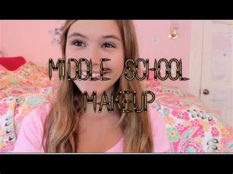back to school series 6th grade makeup what makeup should i wear in 7th grade saubhaya makeup