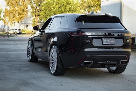 land rover velar custom range rover velar noveff giovanna luxury wheels