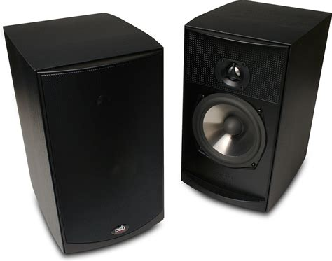 psb alpha b1 bookshelf speakers at crutchfield