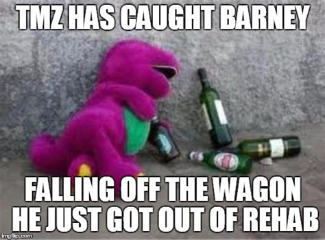 Barney Meme - drunk barney the dinosaur meme pictures to pin on