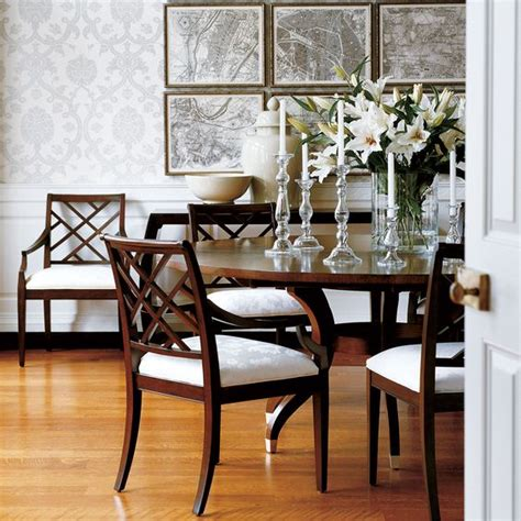 Ethan Allen Dining Room Table And Chairs by Ethan Allen Iconics Ashcroft Dining Table Ethan Allen