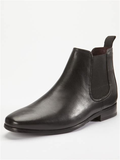 clarks chelsea boots mens s clarks clarks lyst