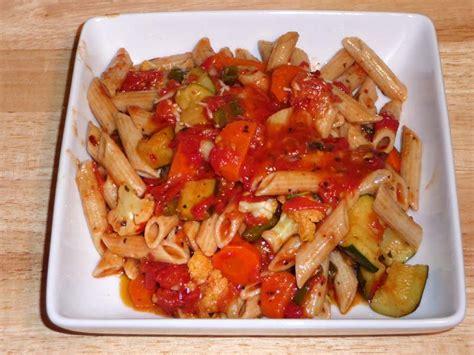 vegetables pasta vegetable pasta manjula s kitchen indian vegetarian