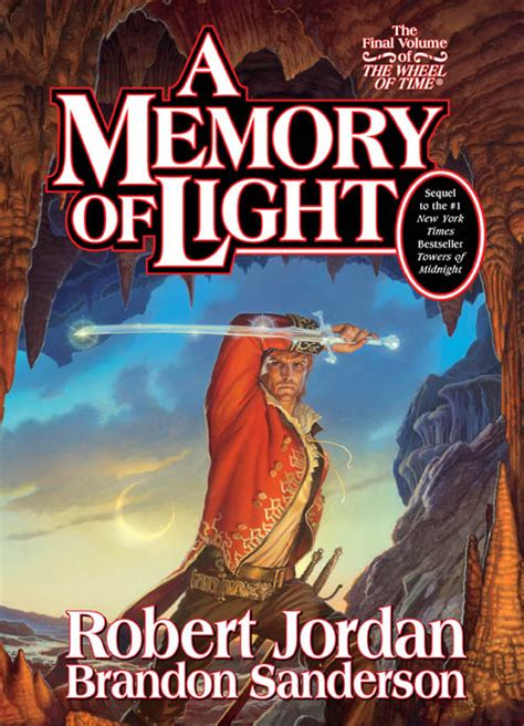 time books michael whelan s cover for a memory of light by robert