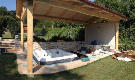 vasca idromassaggio per esterni vasche idromassaggio da esterno o minipiscine roma