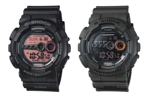 Grosir Jam Tangan Casio G Shock Gd 100ms 1 Original gd 100ms cocok untuk olahragawan arlojinesia
