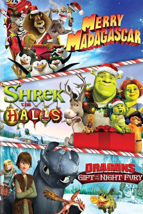 dreamworks holiday classics merry madagascar shrek