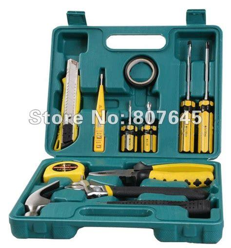 Tool Set Perlengkapan Rumah 12 Pcs Homeowners Set Rewin Rz1 T1310 5 12pcs tools set home tools plier screwdriver