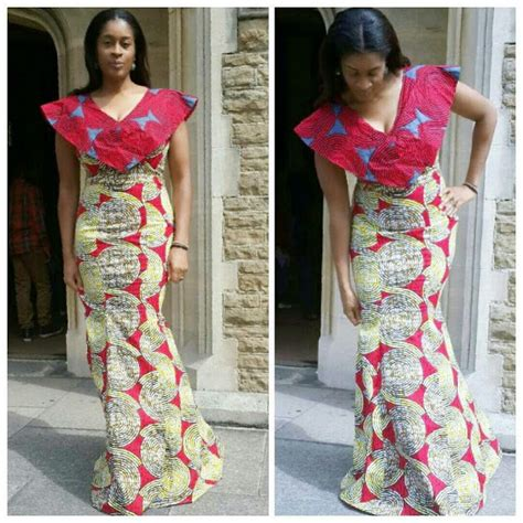 latest styles of grown in ankara http www dezangozone com 2016 11 simple and lovely