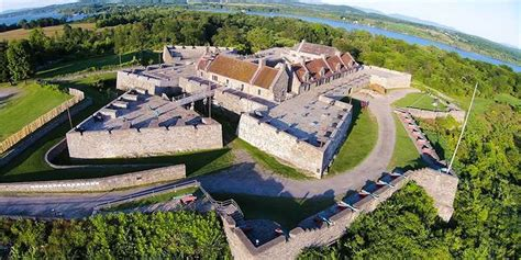 Online Home Decor Sites Discover Fort Ticonderoga A True Early American Colonial