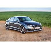 Audi RS3 Sedan 2017 Quick Review  Carscoza