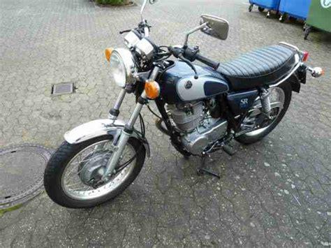 Yamaha Motorrad Klassiker by Schickes Motorrad Yamaha Sr 500 Klassiker Bestes Angebot