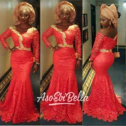 Aso Ebi Fashion Styles Nigeria Wedding Event Fashion » Home Design 2017