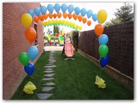 decoracion globos fiestas infantiles decorar con globos fiestas infantiles