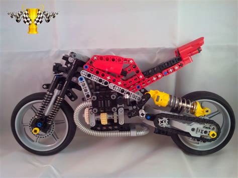 Lego Technik Motorrad by Lego Technic Motorcycles