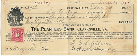 Planters Bank Clarksville by Mecklenburg County Image Index Va Usgenweb Archives