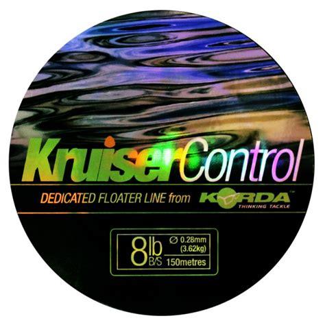 kruiser control line review korda kruiser control floater line
