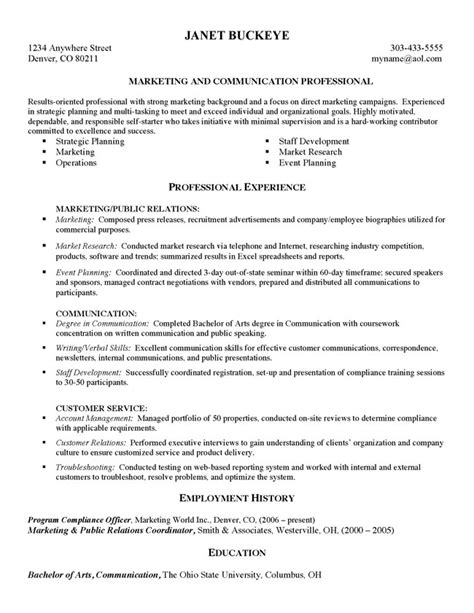 resume reverse chronological order prettify co