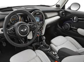 Interior Of Mini Cooper 2015 Mini Cooper Interior Photo 90