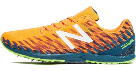 mens cross country running shoes lyst new balance xc700v5 s cross country running