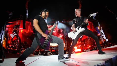 metallica biography movie metallica kick off tour with larger than life spectacle