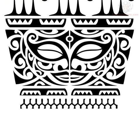 mauri tattoo design tiki maori armband design places to visit