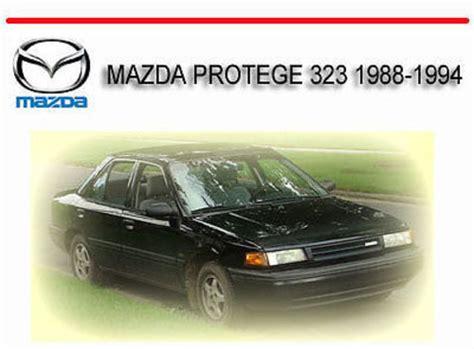small engine repair manuals free download 1994 mazda protege free book repair manuals mazda protege 323 1988 1994 workshop service repair manual downlo