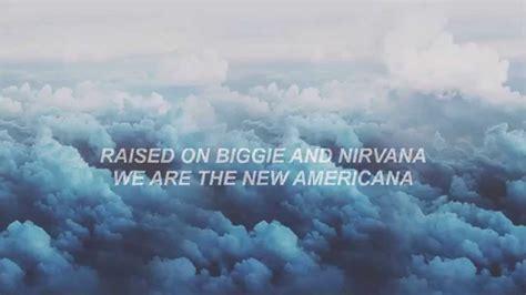 halsey new americana official lyrics halsey new americana lyrics chords chordify