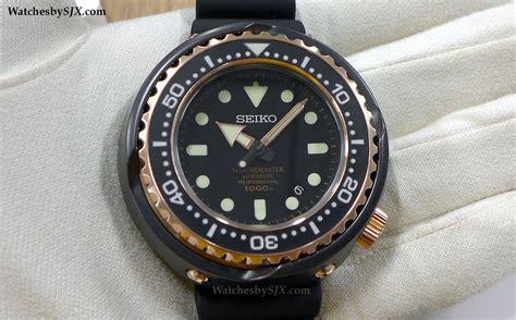 Seiko Prospex Sbdx014 Emperor Tuna Marine Master Pro Automatic Divers on with the new seiko marinemaster 1000 m emperor