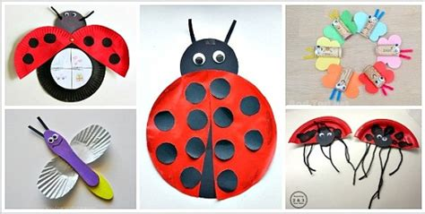 pictures of insects for kids hairstyle 9 cute insects and bugs crafts for kids and toddlers