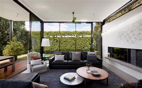 ダウンロード画像 デザイナーズシェアハウスの居室 カントリーハウス ガラス張り モダンなインテリアデザイン