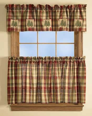 red and tan curtains red tan and green plaid curtains plaid pinterest