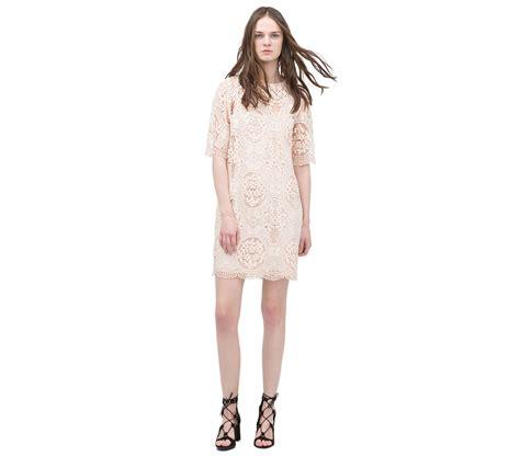 Dress Zara Ori zara lace dress 8 stylish dresses for warm weather occasions real simple